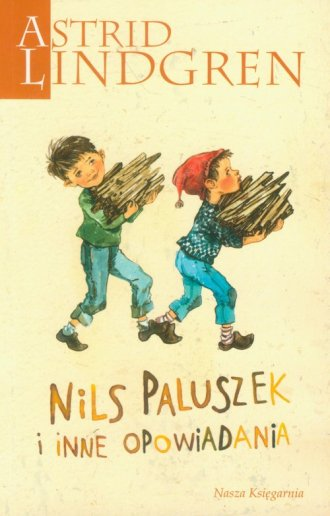 Nils Paluszek i inne opowiadania - okładka książki