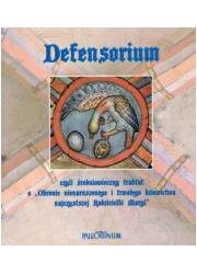 Defensorium czyli średniowieczny - okładka książki
