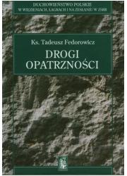 Drogi Opatrzności - okładka książki
