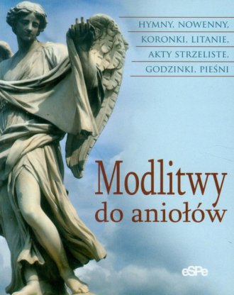 Modlitwy do aniołów - okładka książki