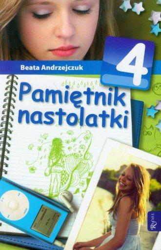 Pamiętnik nastolatki 4 - okładka książki