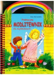 Praktyczny modlitewnik dla najmłodszych - okładka książki