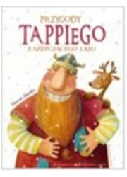 Przygody Tappiego z Szepczącego - okładka książki