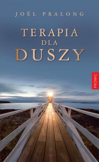 Terapia dla duszy - okładka książki