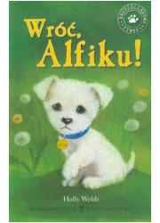 Wróć, Alfiku! - okładka książki