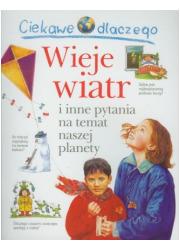 Ciekawe dlaczego wieje wiatr i - okładka książki
