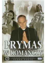 Prymas w Komańczy - okładka filmu