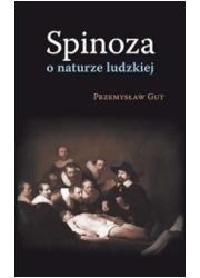 Spinoza o naturze ludzkiej - okładka książki