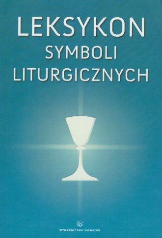 Leksykon symboli liturgicznych - okładka książki
