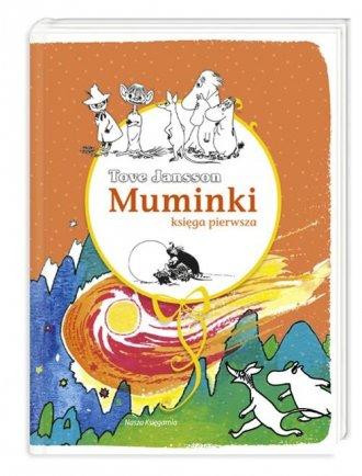 Muminki. Księga pierwsza - okładka książki