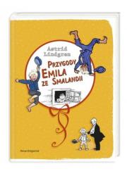 Przygody Emila ze Smalandii - okładka książki