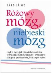 Różowy mózg, niebieski mózg - okładka książki