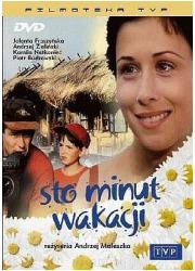 Sto minut wakacji - okładka filmu