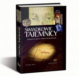 Świadkowie Tajemnicy. Śledztwo - okładka książki