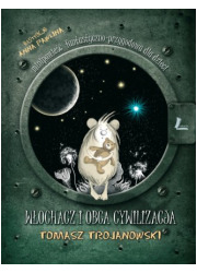Włochacz i obca cywilizacja - okładka książki