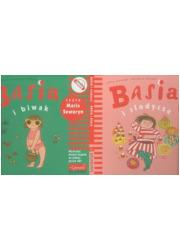 Basia i słodycze, Basia i biwak - pudełko audiobooku