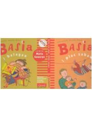 Basia i plac zabaw (CD) - pudełko audiobooku
