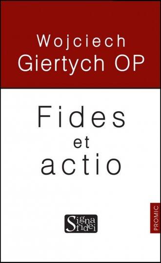 Fides et actio - okładka książki