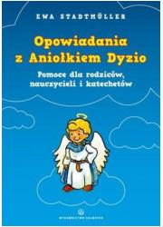 Opowiadania z Aniołkiem Dyzio - okładka książki