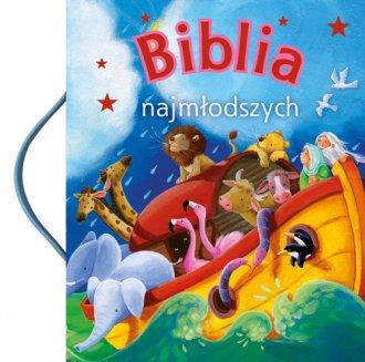 Biblia najmłodszych - okładka książki