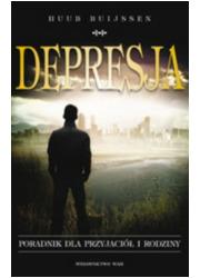 Depresja. Poradnik dla przyjaciół - okładka książki