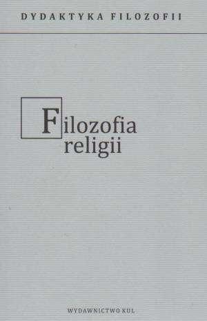 Filozofia religii - okładka książki
