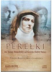 Perełki św. Teresy Benedykty od - pudełko audiobooku