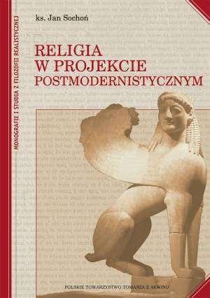 Religia w projekcie postmodernistycznym - okładka książki