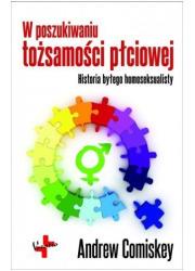 W poszukiwaniu tożsamości płciowej. - okładka książki
