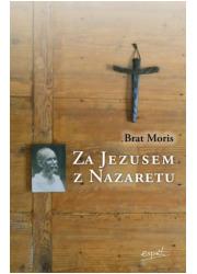 Za Jezusem z Nazaretu - okładka książki