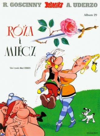 Róża i Miecz. Album 29 - okładka książki