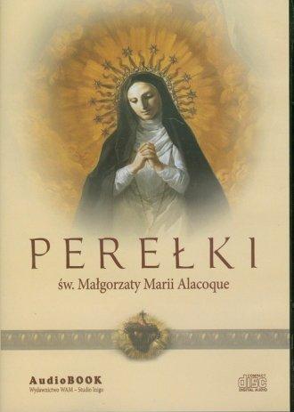 Perełki św. Małgorzaty Marii Alacoque - pudełko audiobooku