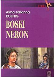 Boski Neron - okładka książki