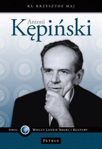 Antoni Kępiński - okładka książki