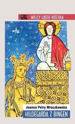 Hildegarda z Bingen - okładka książki