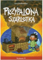 Przypalona szarlotka - okładka książki