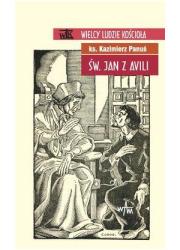 Święty Jan z Avili - okładka książki
