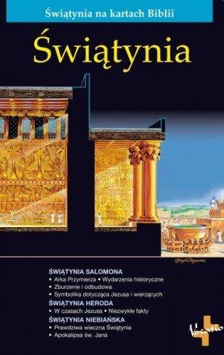 Świątynia - okładka książki
