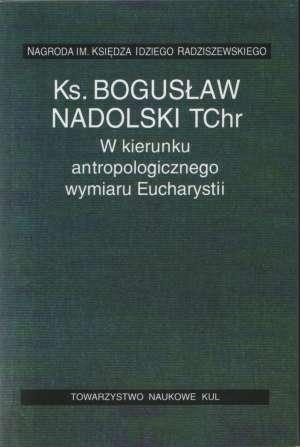 W kierunku antropologicznego wymiaru - okładka książki