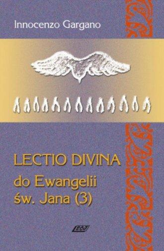 Lecio Divina 8 do Ewangelii Św. - okładka książki