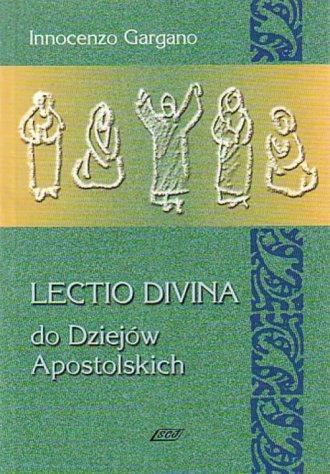 Lectio Divina 12 do Dziejów Apostolskich - okładka książki