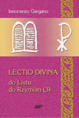 Lectio Divina 17 do Listu do Rzymian - okładka książki