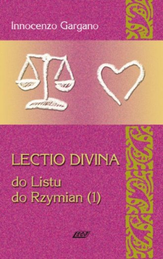 Lectio Divina do Listu do Rzymian - okładka książki