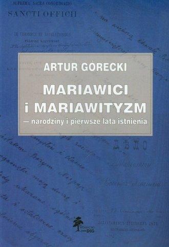 Mariawici i mariawityzm - narodziny - okładka książki