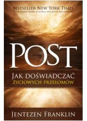 Post. Jak doświadczyć życiowych - okładka książki