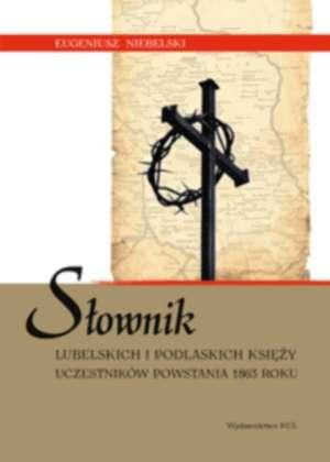 Słownik lubelskich i podlaskich - okładka książki