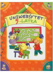Uniwersytet 5-latka - okładka książki