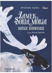 Zamek Soria Moria. Baśnie norweskie - pudełko audiobooku