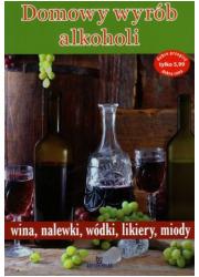 Domowy wyrób alkoholi - okładka książki