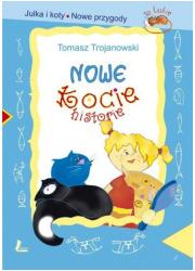 Nowe Kocie Historie - okładka książki